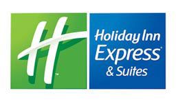 Discounted rooms at Holiday Inn Express & Suites